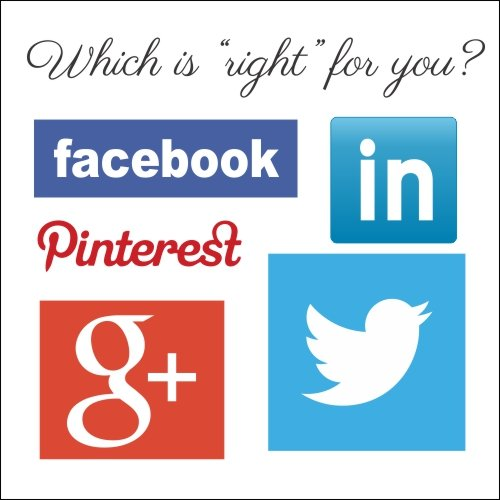 The top social media platforms: which is &quot;right for you?